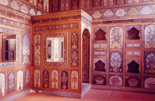Stock Photo: 1566-0104376 ´Fruits Room´ in the Topkapi Palace. Istambul. Turkey