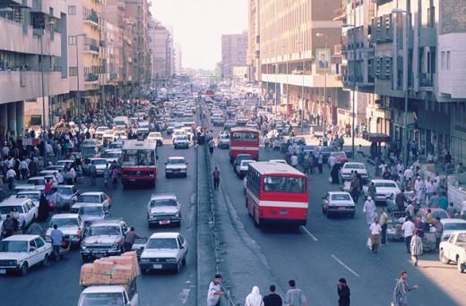 Stock Photo: 1566-0104419 Bagdad. Irak