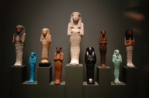 Egyptian Museum. Berlin. Germany : Stock Photo