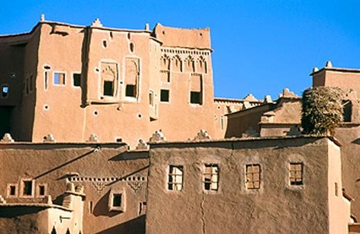 Taourirt kasbah. Uarzazat. Morocco : Stock Photo