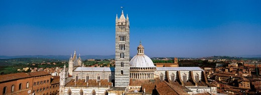 Siena. Tuscany, Italy : Stock Photo