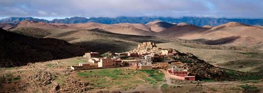 Stock Photo: 1566-0107124 Ait Abdellah. Tafraoute. Anti Atlas. Morocco