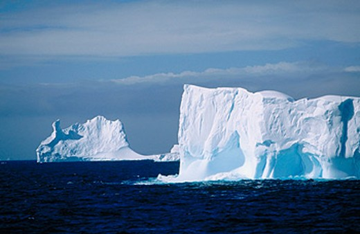 Iceberg. Antarctica : Stock Photo