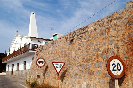 Las Salinas. Ibiza. Balearic Islands. Spain : Stock Photo