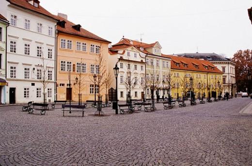 Historic district, old town. Prague. Czech Republic : Stock Photo