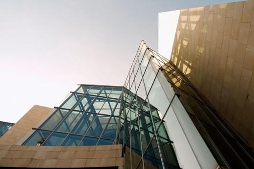 Stock Photo: 1566-0130143 Guggenheim Museum. Bilbao. Euskadi, Spain