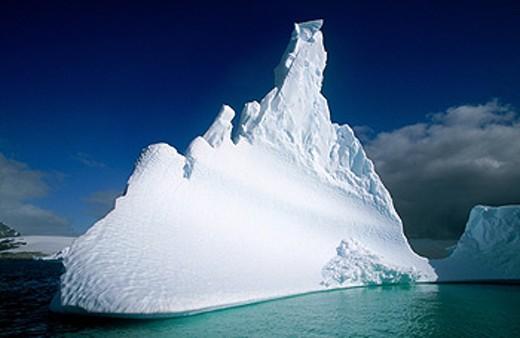 Iceberg. Antarctica : Stock Photo