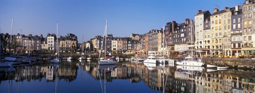 Honfleur. Normandy, France : Stock Photo