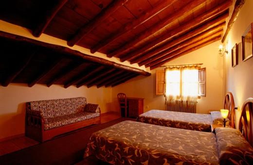 Stock Photo: 1566-0147629 Center Artesa. Candelario. Salamanca province. Castilla y Leon. Spain