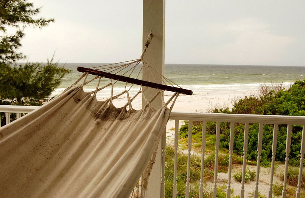 Stock Photo: 1566-0153298 Palm Island, Florida, USA