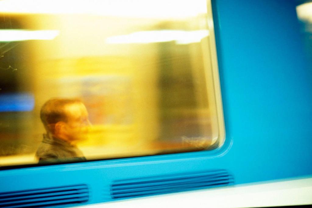 Subway : Stock Photo