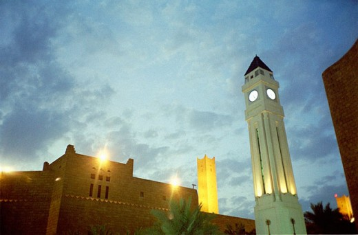 Stock Photo: 1566-0171583 Riyadh. Saudi Arabia