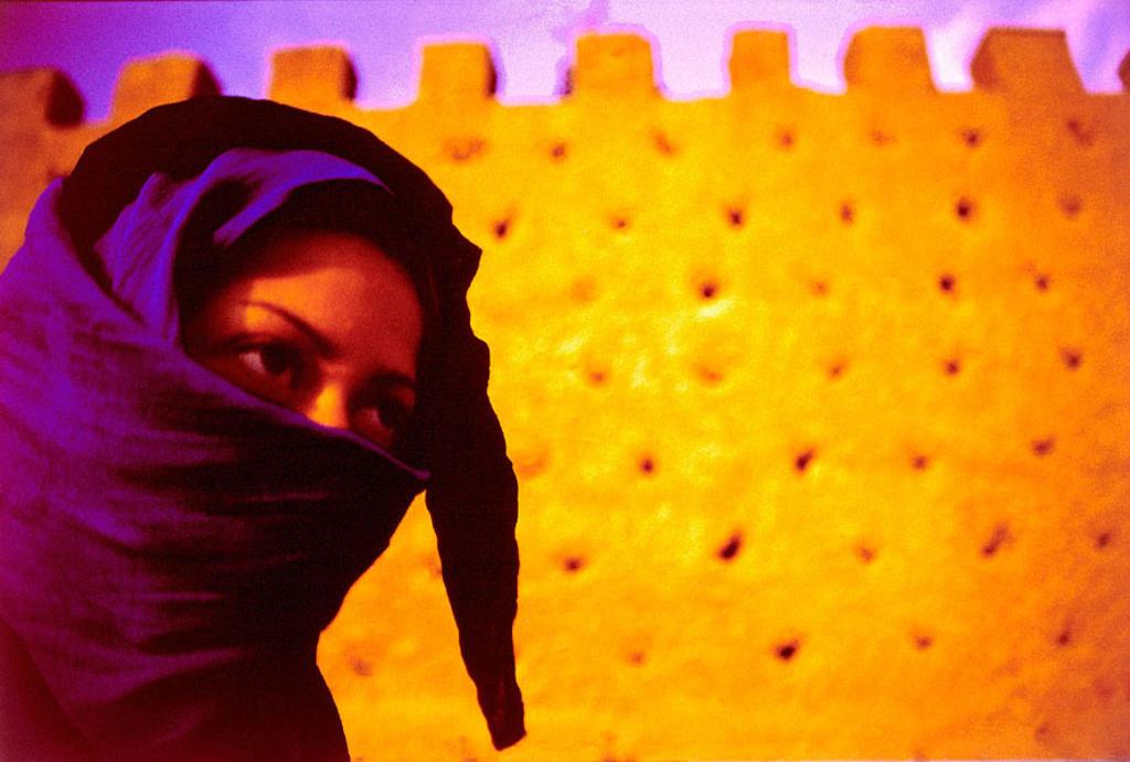 Woman. Marrakesh, Morocco : Stock Photo