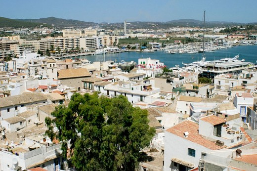 Stock Photo: 1566-0173461 Ibiza. Balearic Islands, Spain