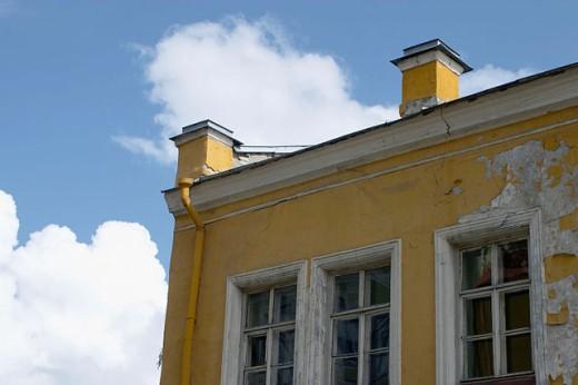 Building. Tallinn. Estonia : Stock Photo