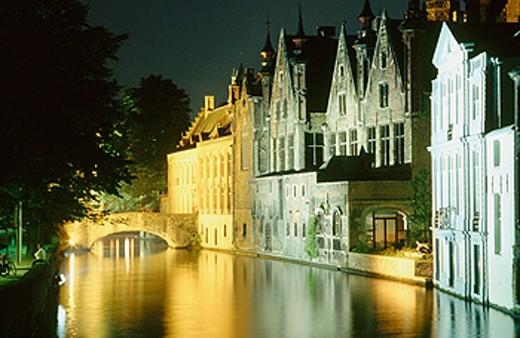 Bruges. Belgium : Stock Photo