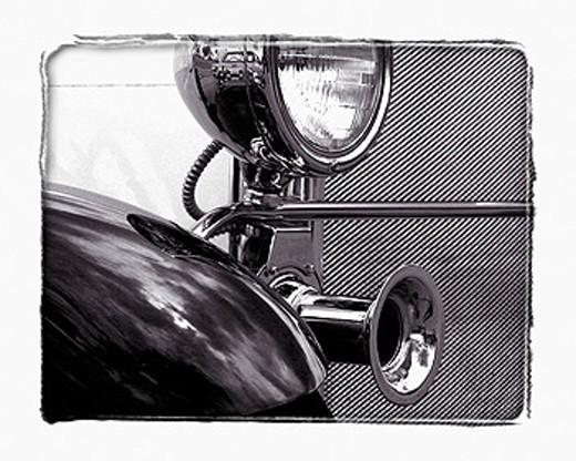 Car detail : Stock Photo