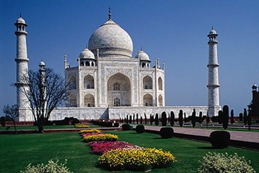 Taj Mahal. Agra. India : Stock Photo