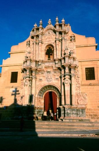 Stock Photo: 1566-0185056 Real Alcázar Santuario de la Vera Cruz. Caravaca de la Cruz. Murcia. Spain