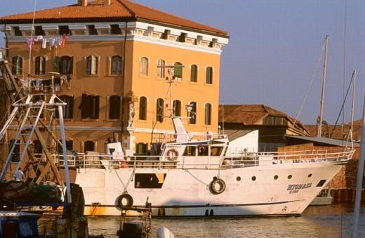 Stock Photo: 1566-0189098 Chioggia. Veneto, Italy
