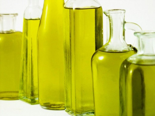 Stock Photo: 1566-0199876 Olive oil