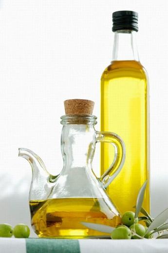 Olive oil. Majorca. Balearic Islands. Spain : Stock Photo