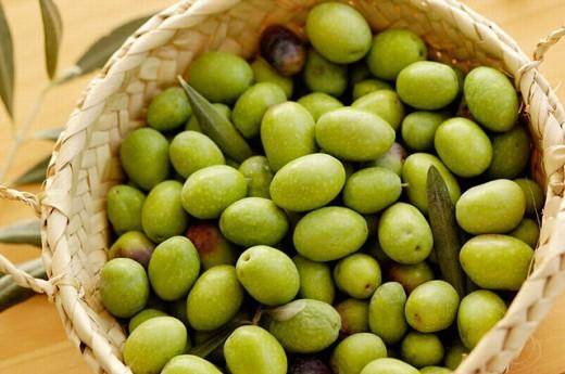 Stock Photo: 1566-0200585 Olives. Majorca. Balearic Islands. Spain