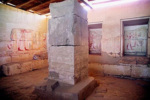 Abydos Temple. Egypt : Stock Photo