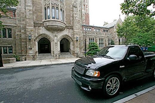 Yale University. New Haven. Connecticut. USA : Stock Photo