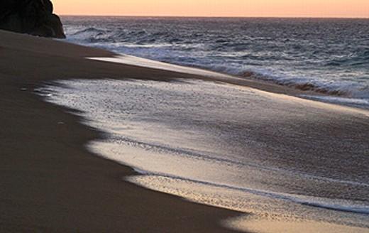 Stock Photo: 1566-0208576 Cabo beach, Mexico