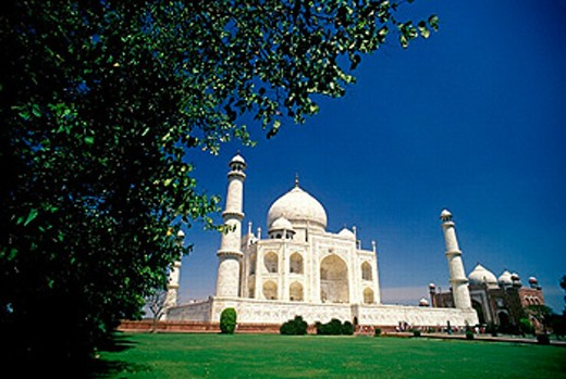 Stock Photo: 1566-0209520 Taj Mahal. Agra. India