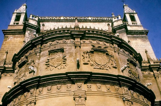 The Apse. The Cathedral. Seville. Spain : Stock Photo