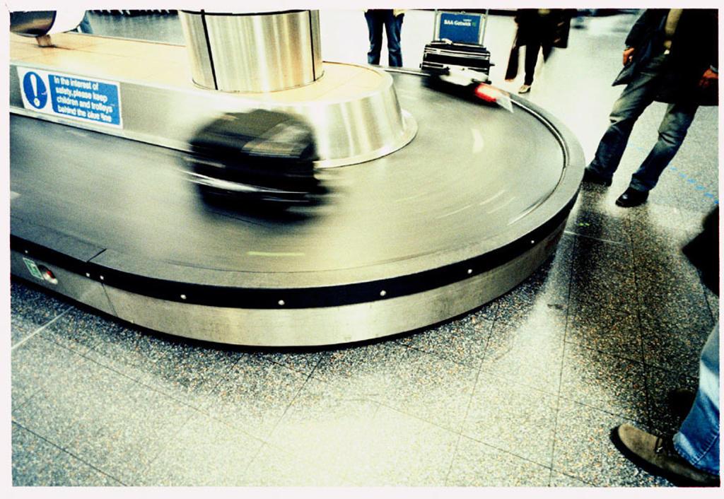 Gatwick airport, London. UK : Stock Photo