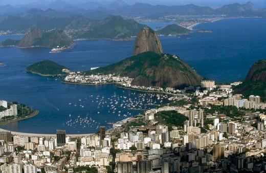 Stock Photo: 1566-0234537 Rio de Janeiro, Brazil