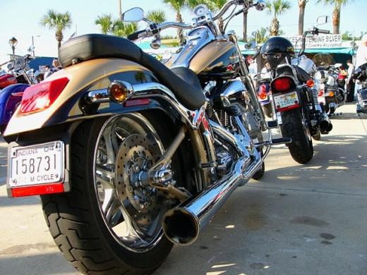 Daytona Beach. Florida. USA : Stock Photo