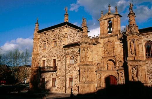 Stock Photo: 1566-0244208 University of Oñate. Guipúzcoa, Euskadi, Spain