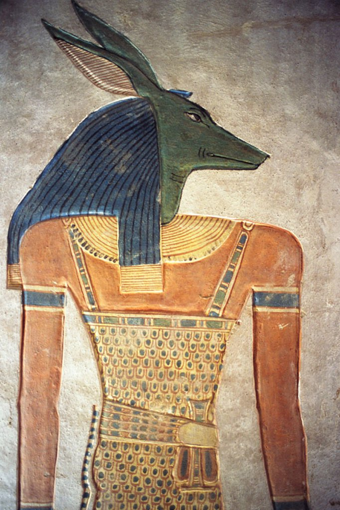 Stock Photo: 1566-0246759 Tomb of Amunherkhepshep. Valley of the Queens. Thebes. Egypt.