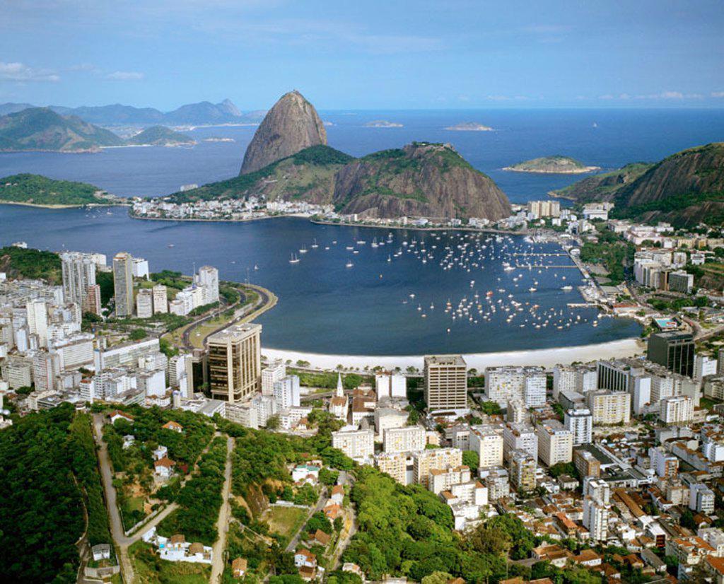 Rio de Janeiro. Brazil : Stock Photo