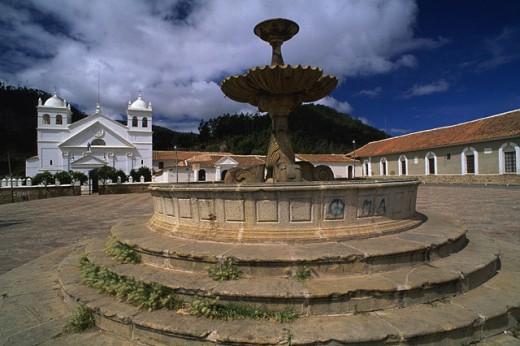 Stock Photo: 1566-030599 Sucre. Bolivia