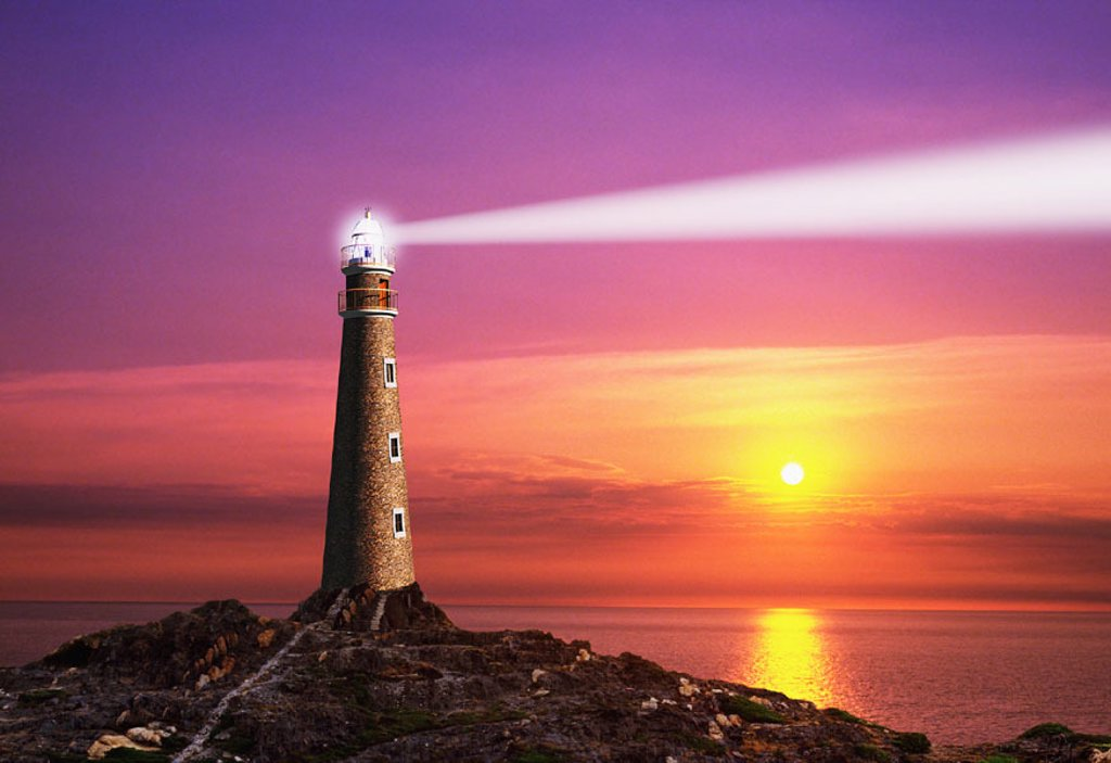 Lighthouse : Stock Photo