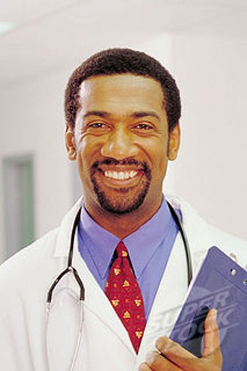 Stock Photo: 1566-035895 Doctor