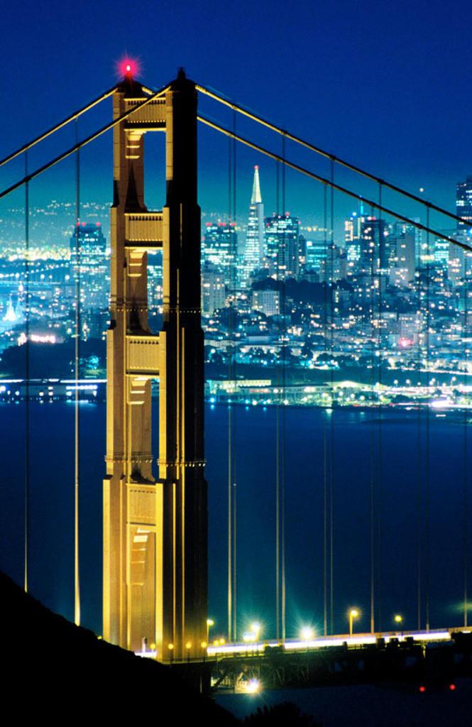 San Francisco. CA. USA : Stock Photo
