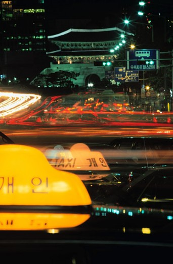 South Gate. Seoul. South Korea : Stock Photo