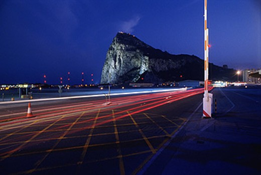 Gibraltar : Stock Photo