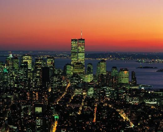 Manhattan. New York City. USA : Stock Photo