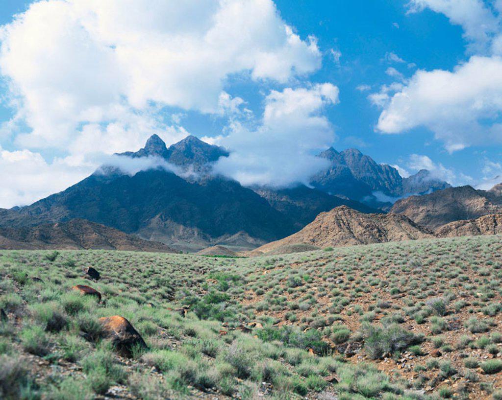 Stock Photo: 1566-046641 Zagros Mountains. Iran