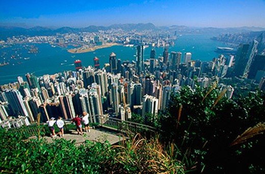 Stock Photo: 1566-049161 Hong Kong
