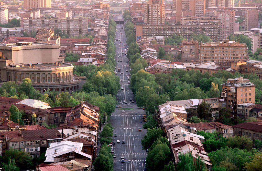 Yerevan. Armenia : Stock Photo