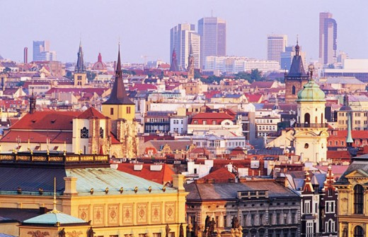 Prague. Czech Republic : Stock Photo