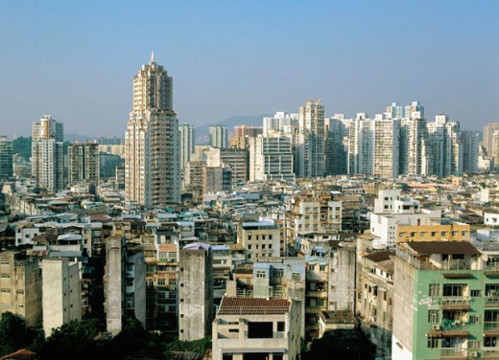 Macau. China : Stock Photo